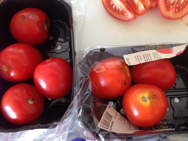 Tomaterna anfaller din depression