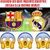 Barça y Madrid a la misma hora...WTF!!!