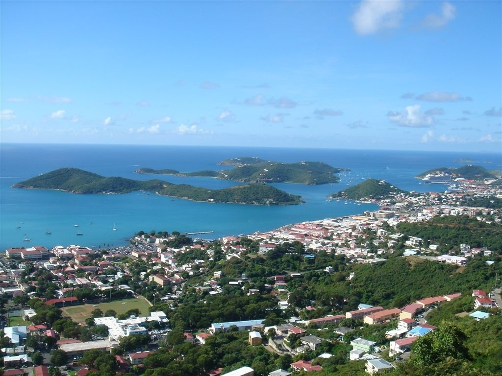 Travel Guide To Us Virgin Islands