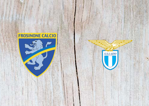Frosinone vs Lazio - Highlights 4 February 2019