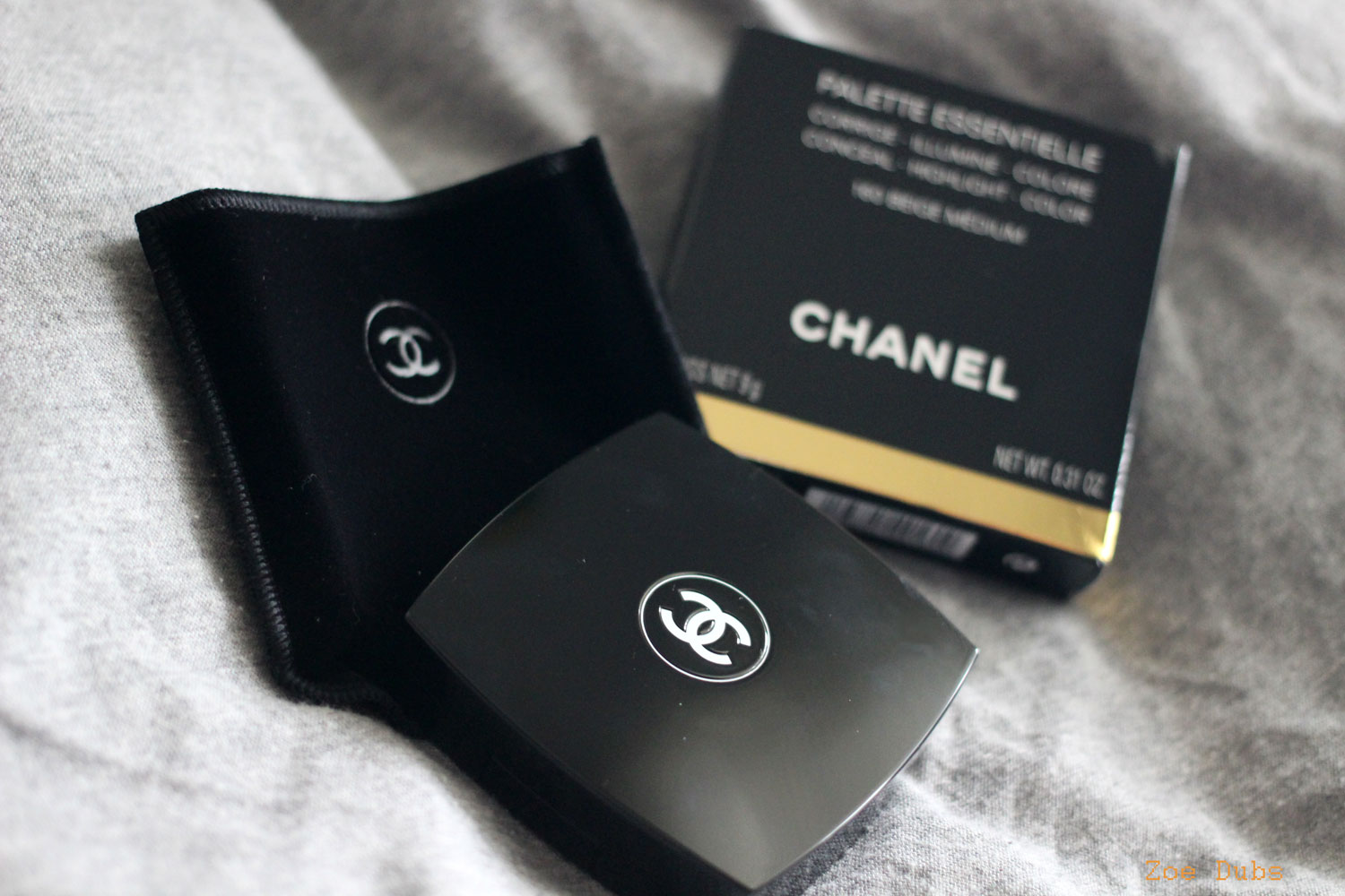new chanel makeup compact