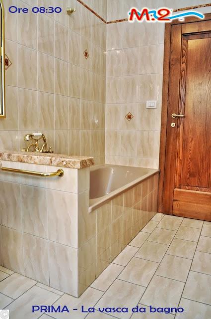 Trasformazione vasca in doccia a grosseto m 2 - Box per vasca da bagno ...