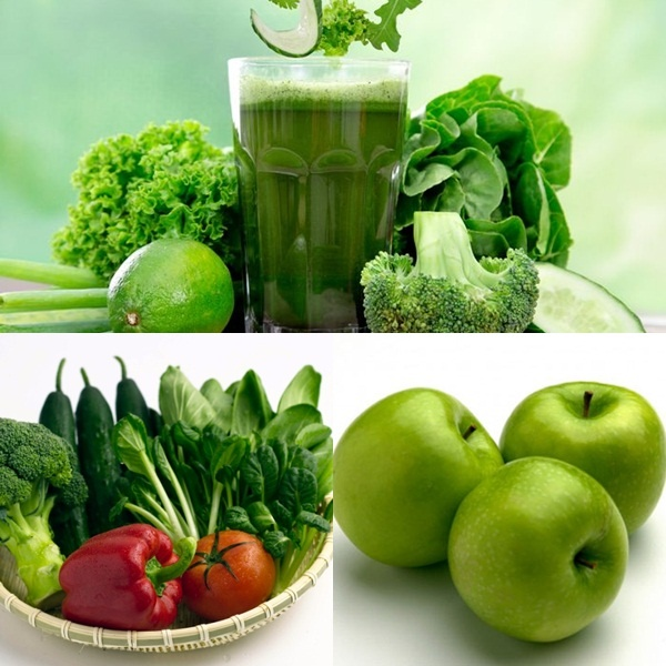 5 loại nước uống từ rau xanh giúp giảm cân hiệu quả
