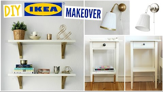 DIY IKEA Makeover – Customize Your Furniture