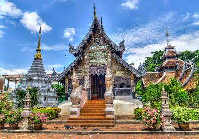 temple culture thailand