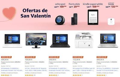 Ofertas Amazon 6 de febrero de 2019