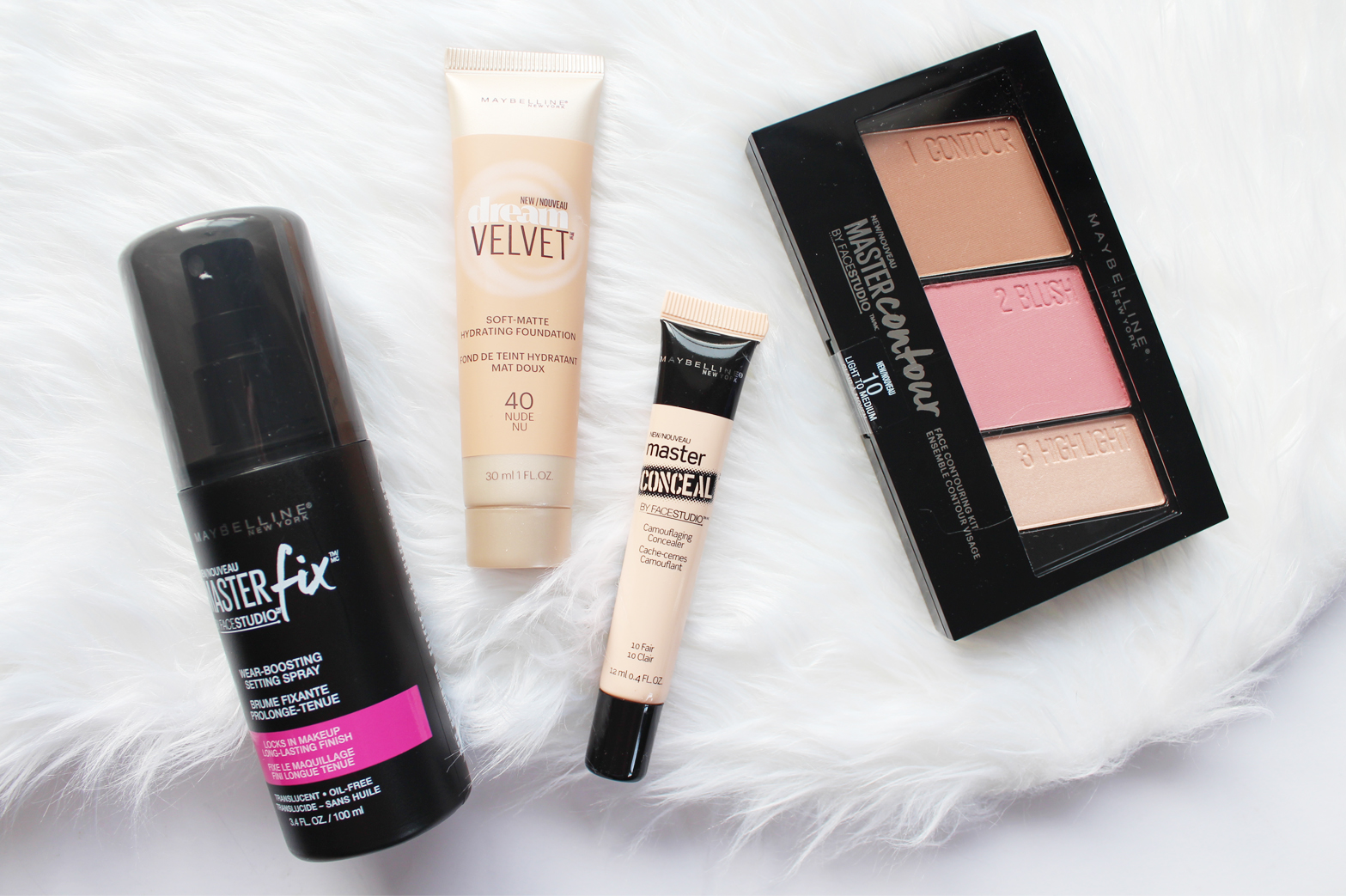 MAYBELLINE | Latest NZ Launches - First Impressions + Swatches - CassandraMyee