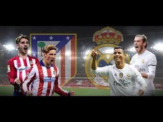 مشاهدة مباراة ريال مدريد وأتلتيكو مدريد Real Madrid اليوم بث مباشر