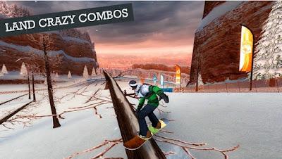 Snowboard Party 2 Mod Apk