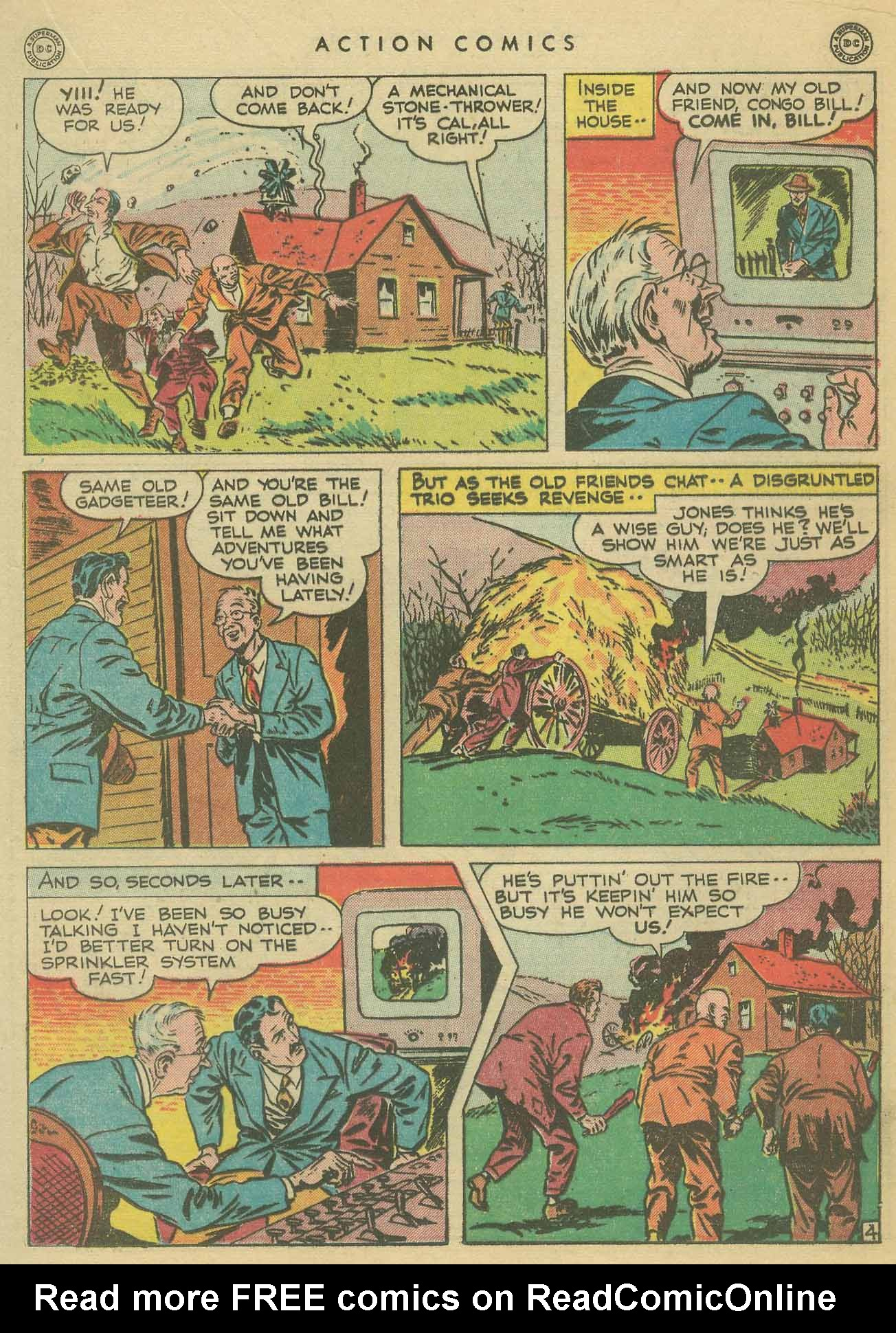 Read online Action Comics (1938) comic -  Issue #102 - 24