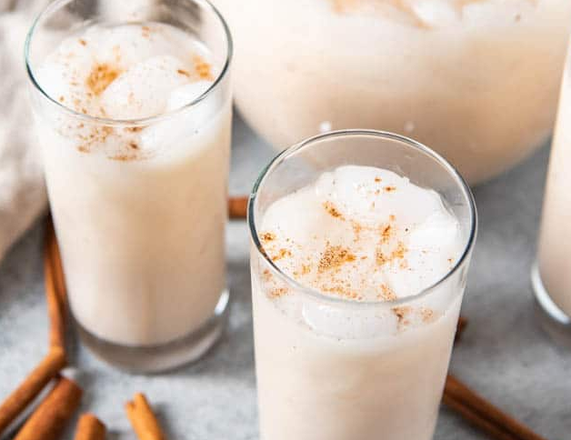 Horchata Mexican Drink Recipe #drink #recipe