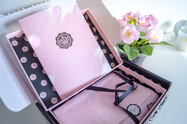 Glossybox unboxing - Starterbox mit Produkthighlights