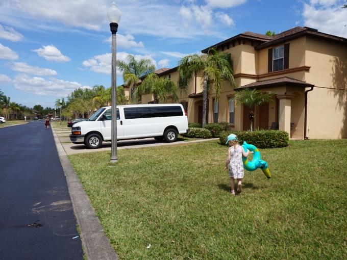 Regal Palms majoitus Orlandossa