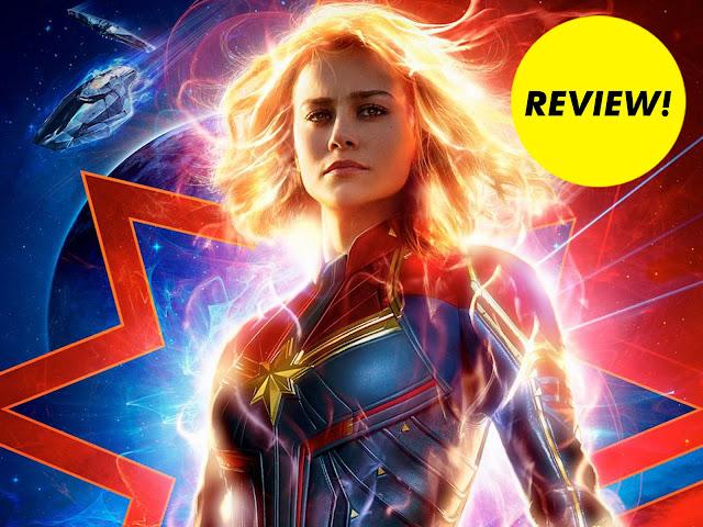 Captain Marvel, la recensione senza spoiler