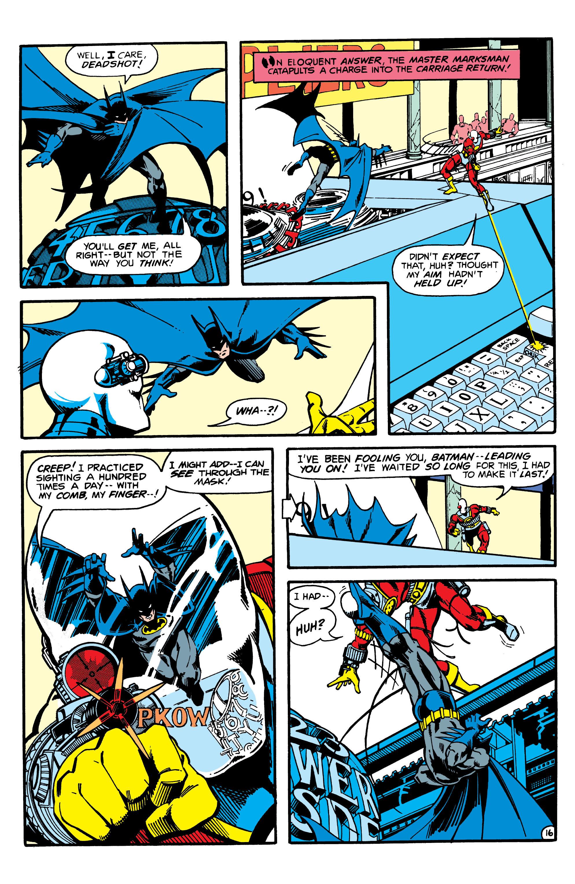 Detective Comics (1937) 474 Page 16