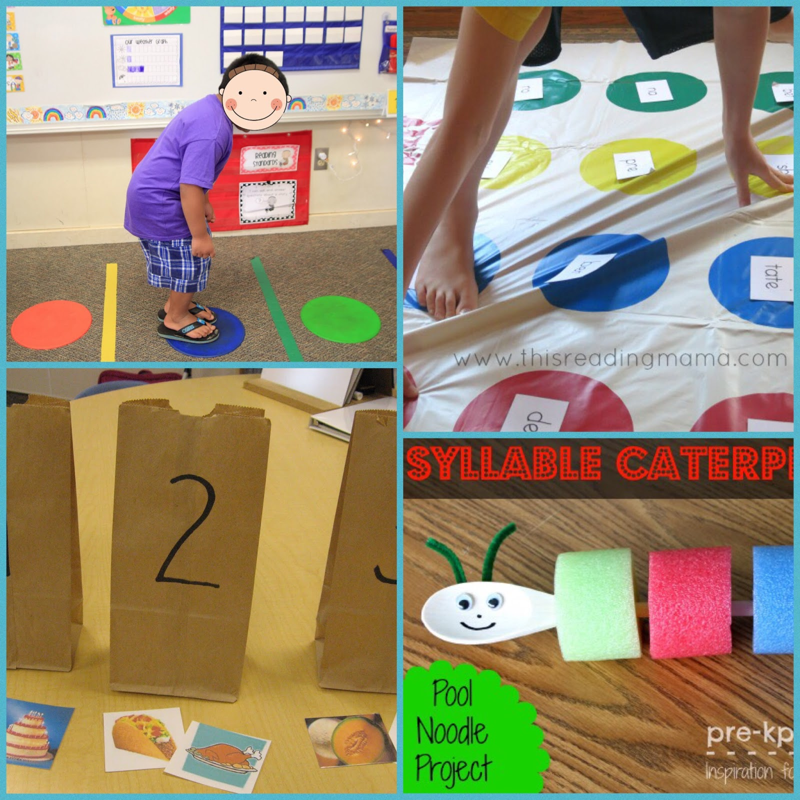 20 Fun Amp Clever Syllable Activities