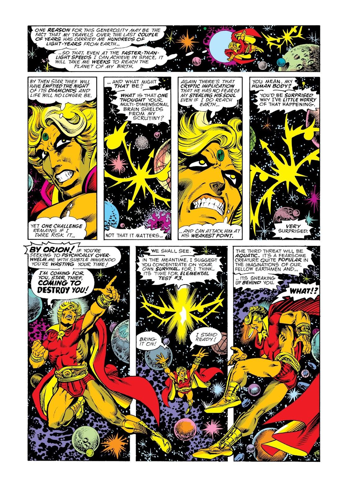Read online Warlock by Jim Starlin comic -  Issue # TPB (Part 2) - 71