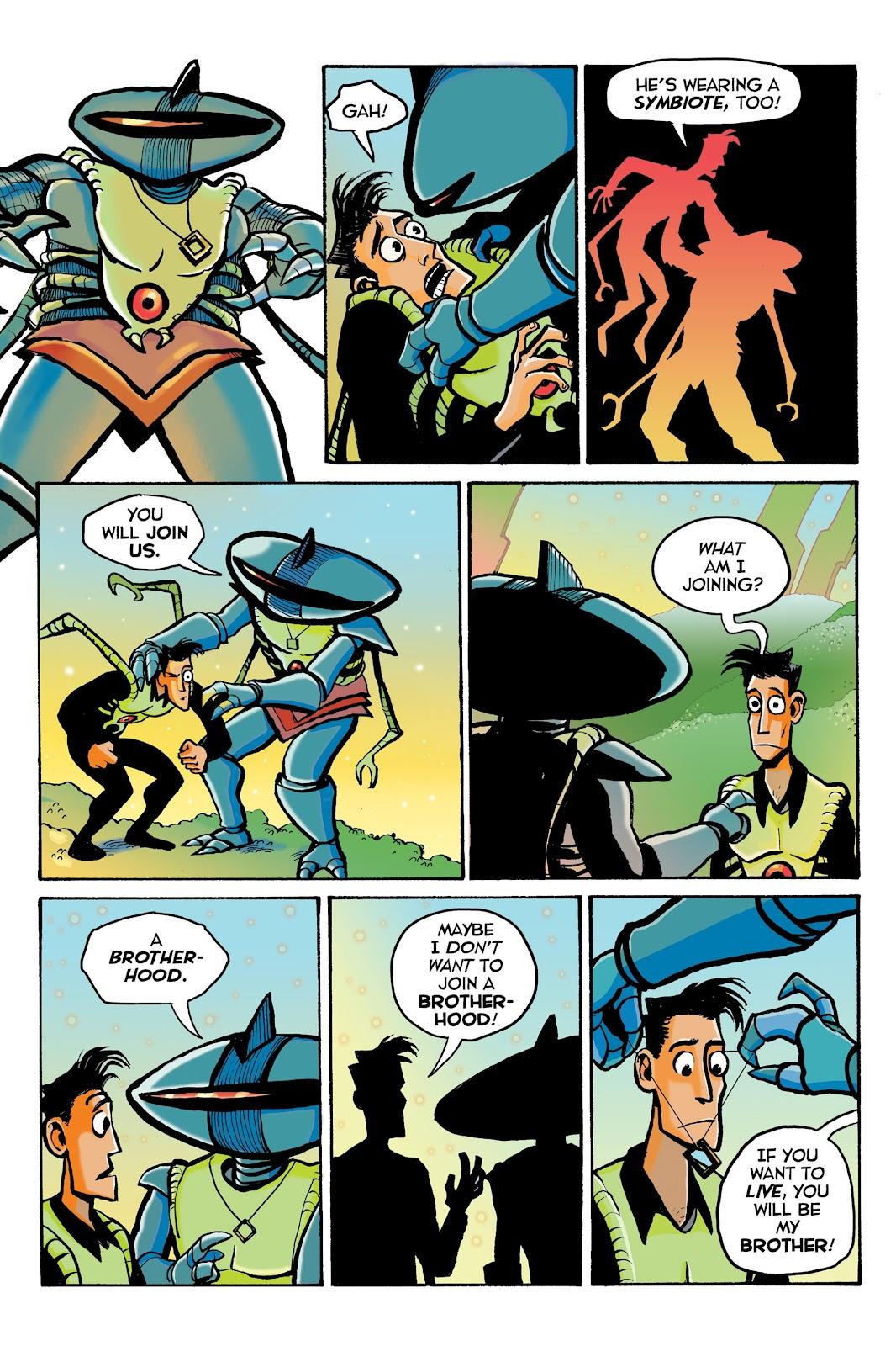 Read online Creature Tech (2019) comic -  Issue # TPB (Part 2) - 66
