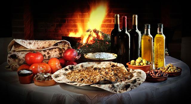 Reglas cocina y vino