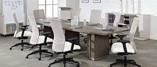 Global Total Office Zira Boardroom Furniture at OfficeAnything.com