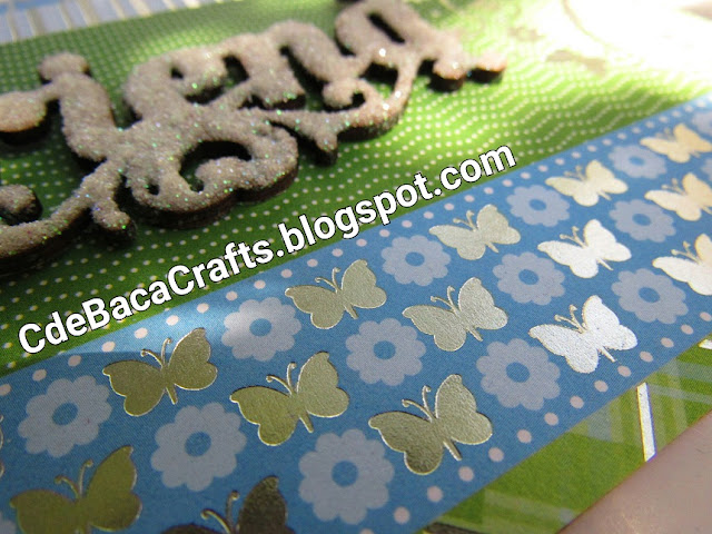 Handmade Friendship Cards for Inspiration and Ideas by CdeBaca Crafts.