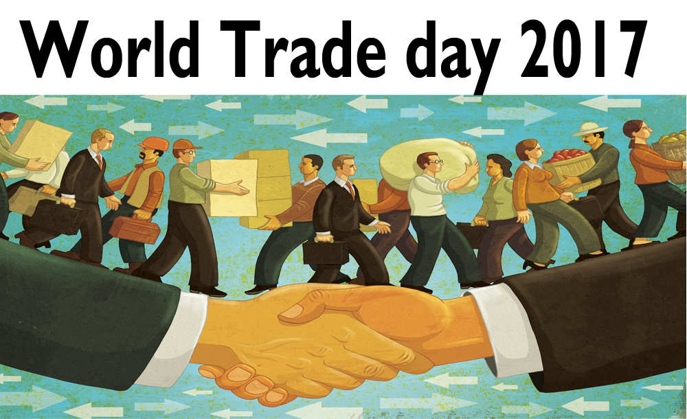 Free trade day 2017 event in the world