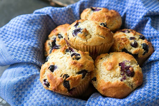 http://www.simplyrecipes.com/recipes/blueberry_muffins/