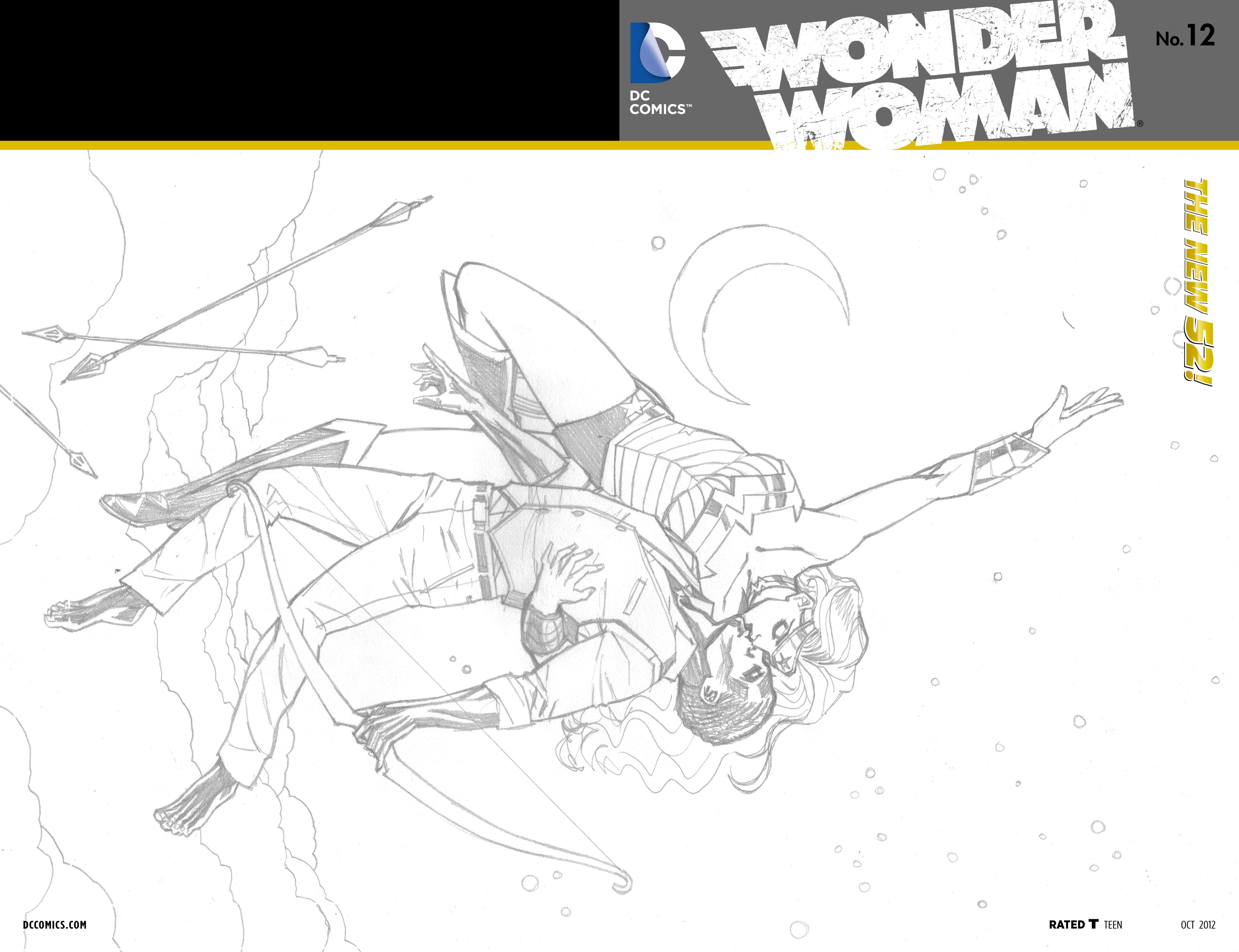 Read online Wonder Woman (2011) comic -  Issue #12 - 22
