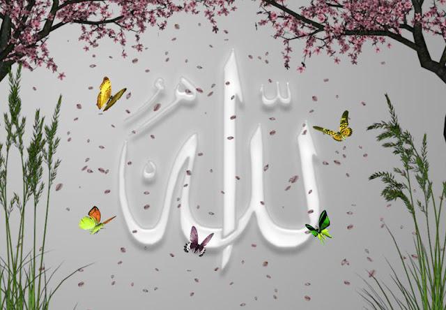 خلفيات عالية الجودة لفظ الجلالة  لكلمة الله جل جلاله 13.jpg