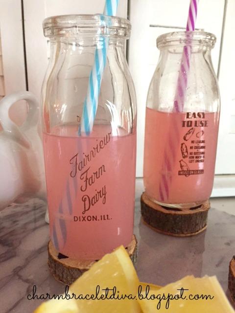 Fairview Farm Dairy vintage milk bottle