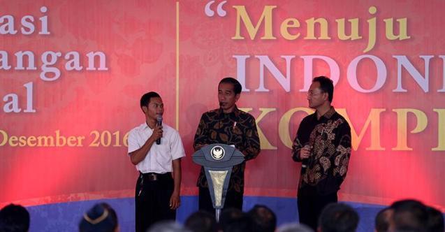 Jokowi Klarifikasi soal Tenaga Kerja China di Indonesia