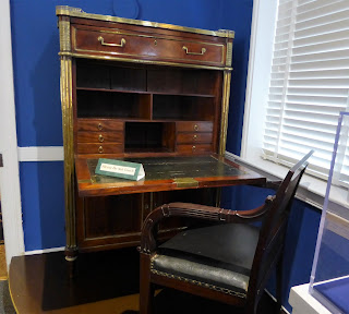 Monroe Doctrine desk