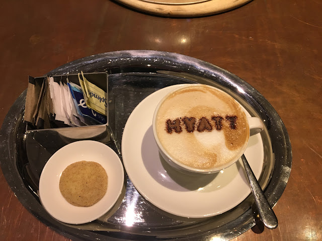 HYATT REGENCY GURGAON - COFFEETAILS @ THE LOUNGE