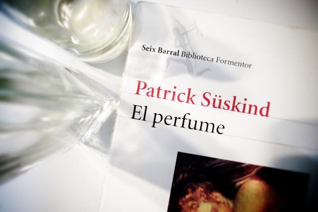 EL PERFUME, libro recomendado de Patrick Süskind - BEST SELLER