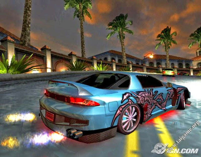 download need for speed underground 2 full rip for pc 100. Black Bedroom Furniture Sets. Home Design Ideas