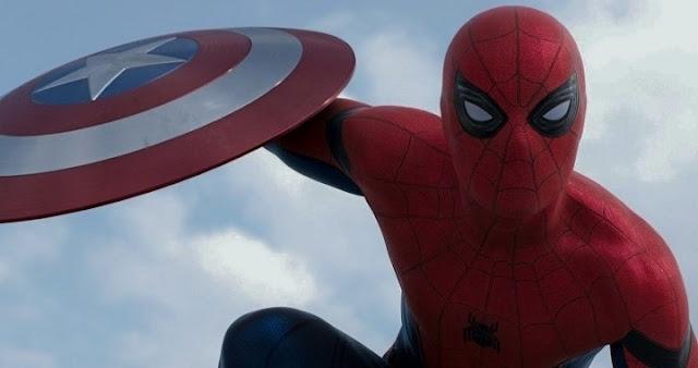 Tráiler internacional de Spider-Man: Homecoming