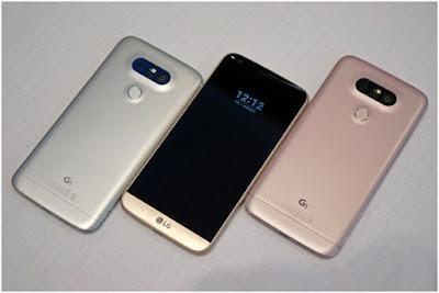 Phiên bản LG G5 cũ giá bao nhiêu