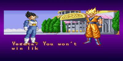 Dragon Ball Z: La Legende Saien [Traducido al ingles] - Captura 4