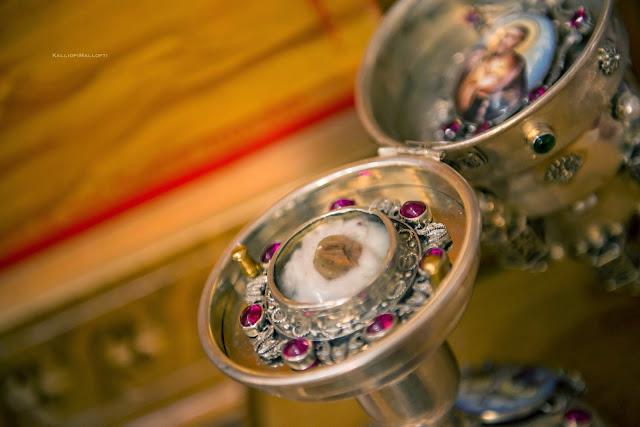Δωρεά λειψάνου του Ευαγγελιστού Μάρκου στο Πατριαρχείο Αλεξανδρείας http://leipsanothiki.blogspot.be/