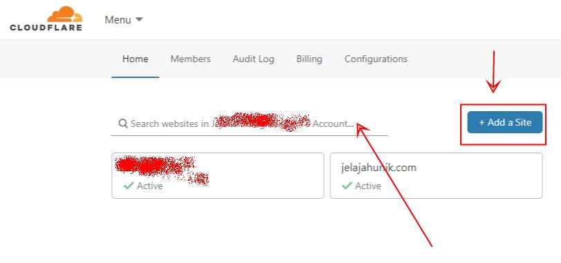 Meningkatkan Kecepatan Loading Blog Dengan Bantuan DNS Cloudflare