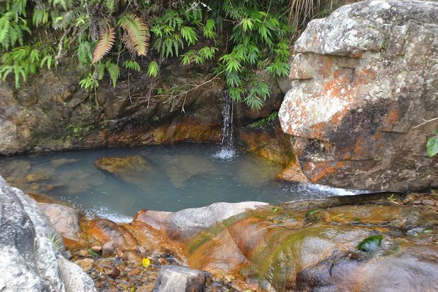 Sapa, Nord, Vietnam, treck, cascade