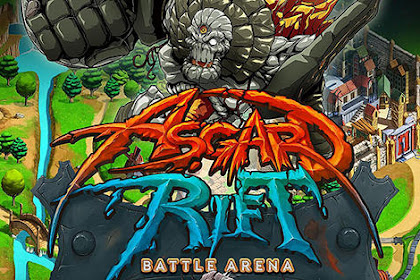 Download Game Android Strategi Asgard rift: Battle arena Apk