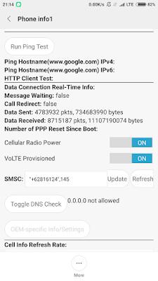 Solusi Error Code 96 Ketika SMS (Android) 4