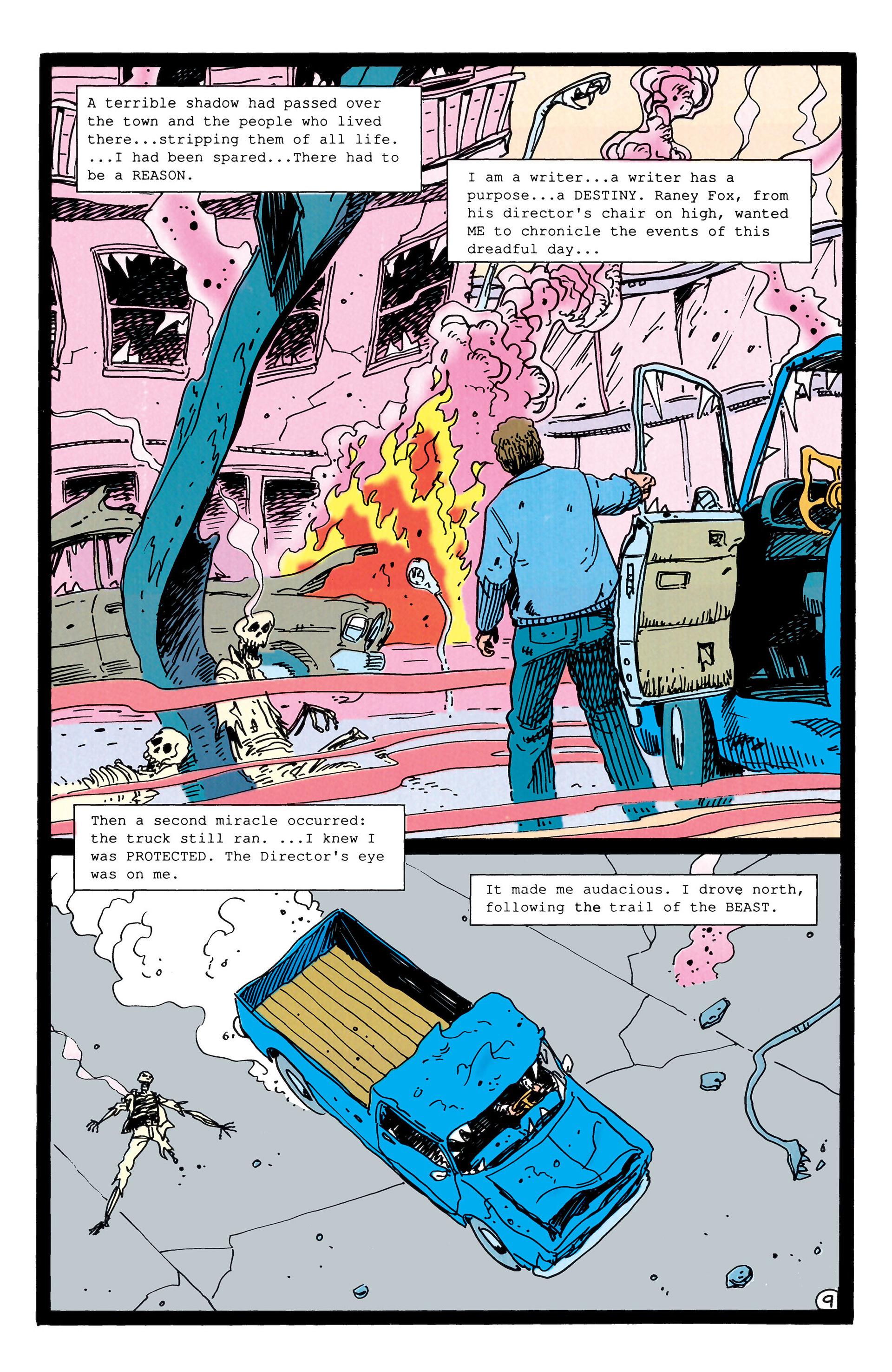 Read online Animal Man (1988) comic -  Issue #50 - 9
