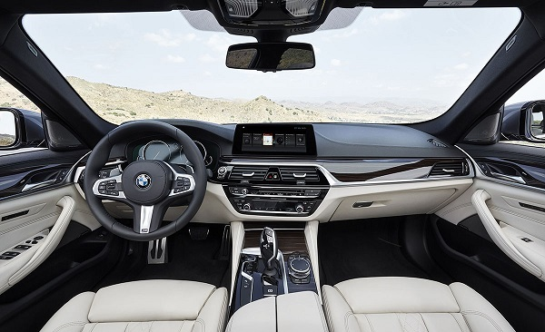 Interior BMW Serie 5