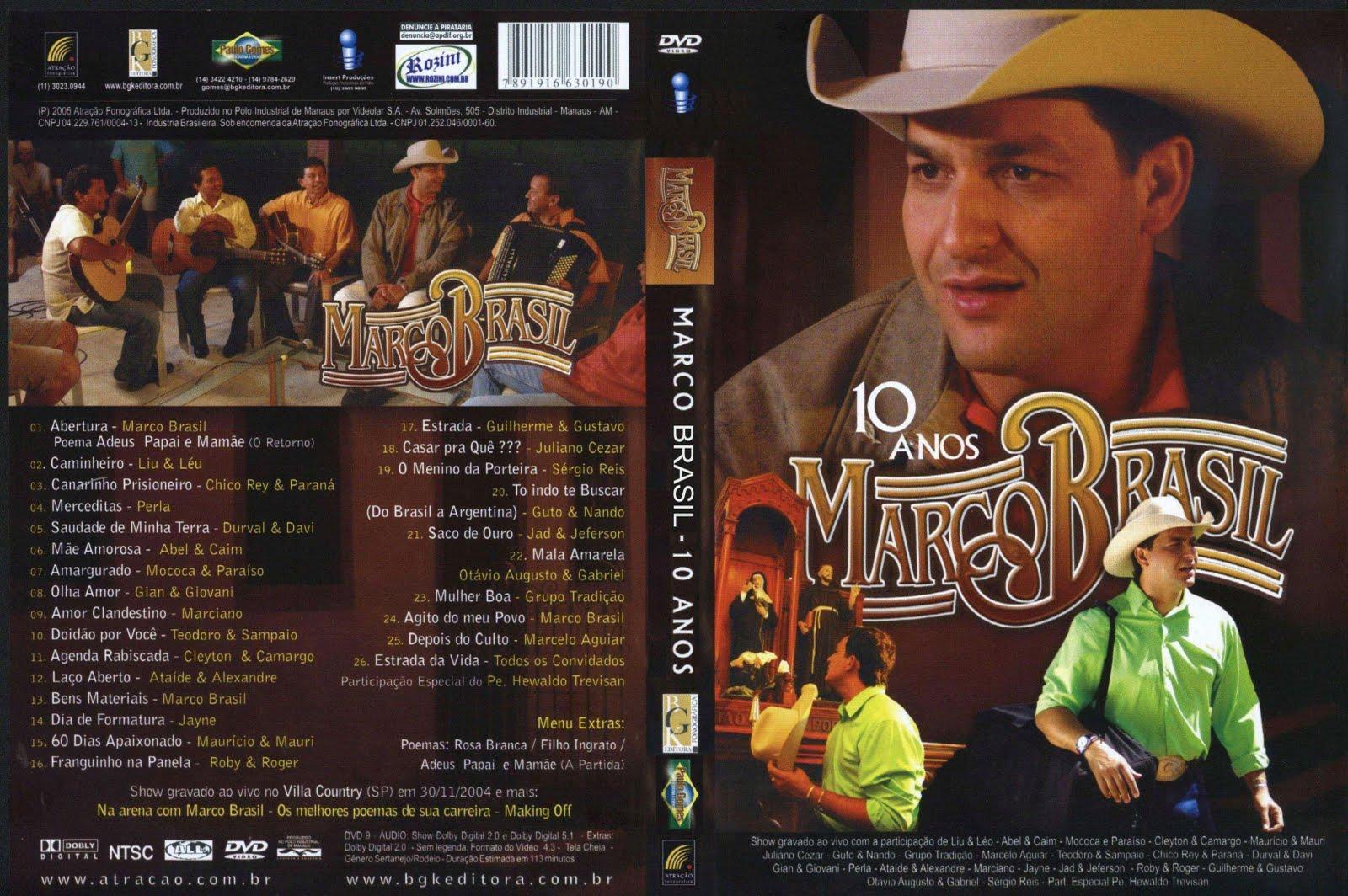 SAMPAIO ANOS DVD 30 GRATIS BAIXAR E TEODORO