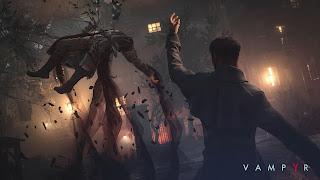 VAMPYR pc game wallpapers screenshots images