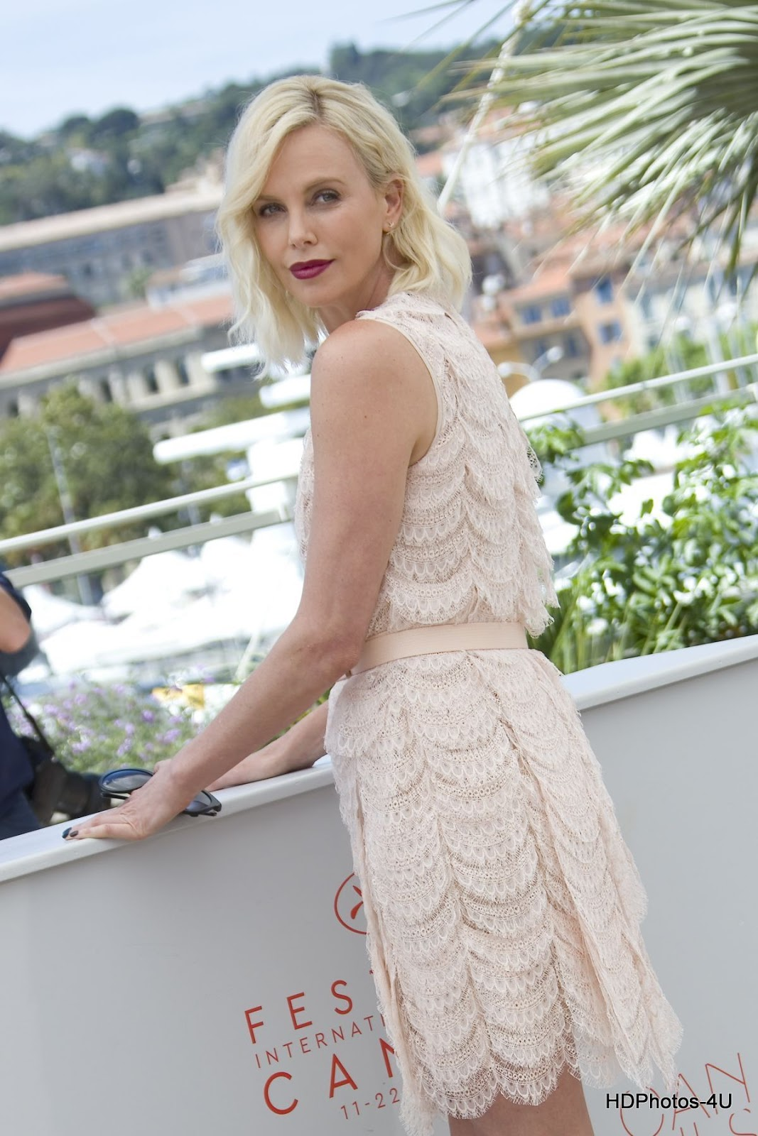 "Full HQ Hot Photos of Charlize Theron at ""The Last Face"" Photocall during the 69th annual Cannes Film Festival"
