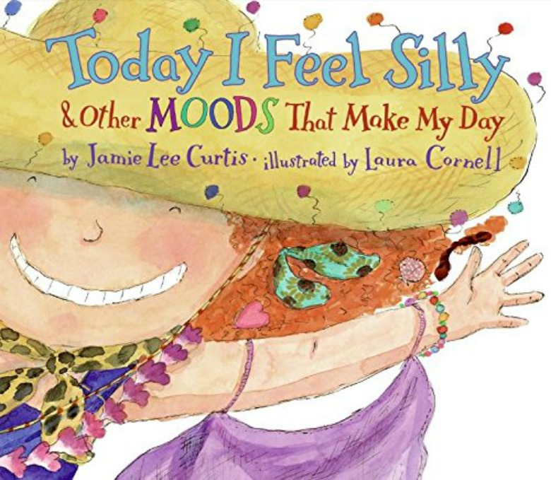 Kids moods and feelings book - Children's books about emotions and feelings for preschoolers