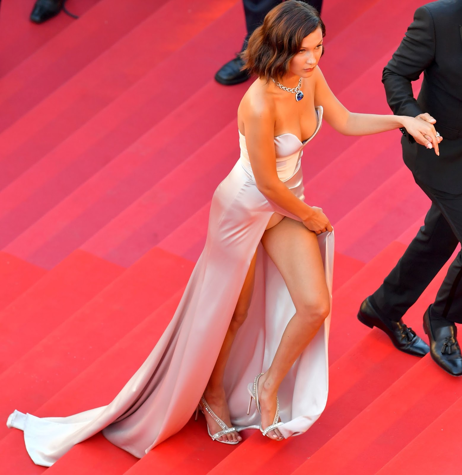 These dresses grabbed eyeballs on the 70th Annual Cannes Film Festival red carpet